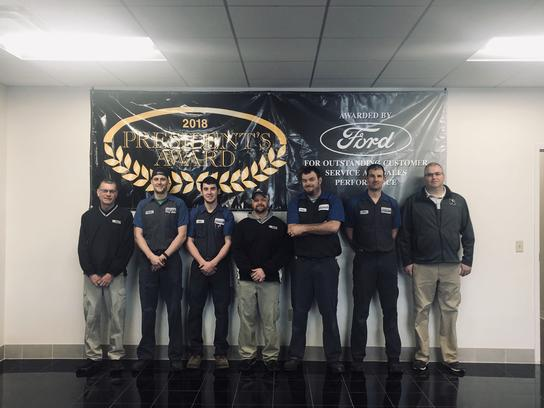 Tri State Ford Maryville Mo >> Tri-State Ford Lincoln car dealership in Maryville, MO 64468 | Kelley Blue Book