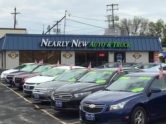 Car Dealerships In Green Bay Wi >> Nearly New Auto And Truck Main Street Car Dealership In