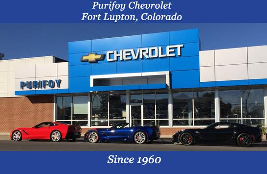 purifoy chevrolet car dealership in fort lupton co 80621 kelley blue book fort lupton co 80621