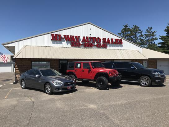 Hi Auto Sales >> Hi Way Auto Sales Car Dealership In Pease Mn 56363 Kelley