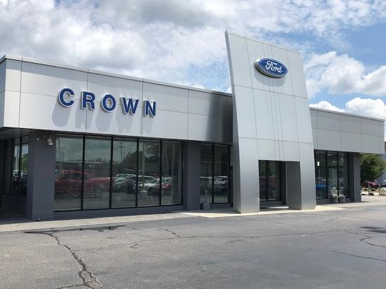 Ford Fayetteville Nc >> Crown Ford Car Dealership In Fayetteville Nc 28303 Kelley Blue Book