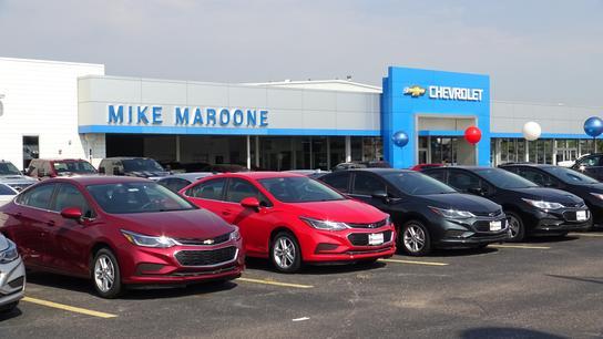 Mike Maroone Chevrolet South Colorado Springs Car Dealership In Colorado Springs Co 80909 6604 Kelley Blue Book