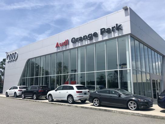 Car Dealerships In Jacksonville Fl >> Audi Of Orange Park Car Dealership In Jacksonville Fl 32244