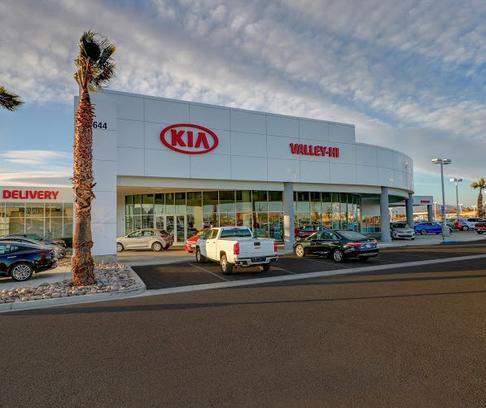 Valley Hi Kia >> Valley Hi Kia Car Dealership In Victorville Ca 92394 0844