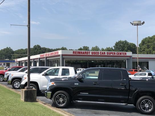 Used Car Dealerships In Montgomery Al >> Reinhardt Toyota Car Dealership In Montgomery Al 36117 1916