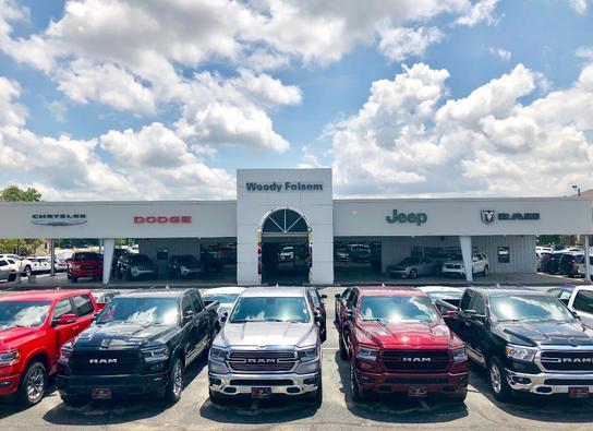 Woody Folsom Dodge >> Woody Folsom Chrysler Dodge Jeep Ram Car Dealership In Douglas Ga