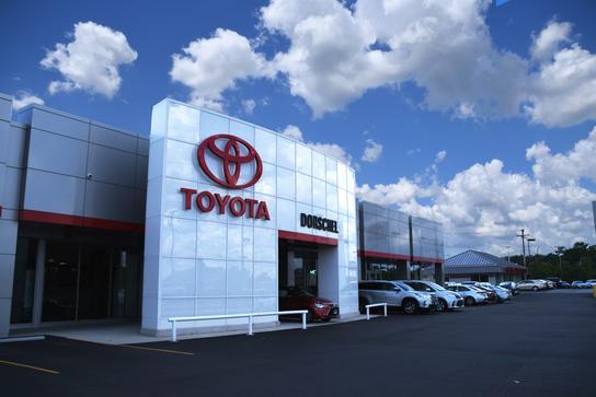 Toyota Dealers Rochester Ny >> Dorschel Toyota Car Dealership In Rochester Ny 14623