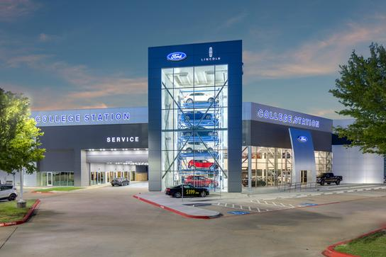 College Station Ford >> College Station Ford Lincoln Car Dealership In College