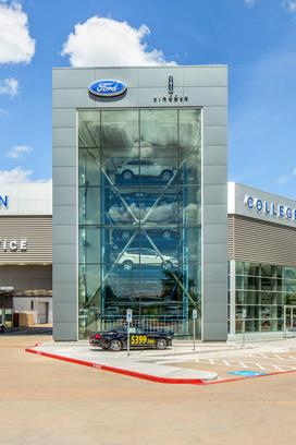 College Station Car Dealerships >> College Station Ford Lincoln Car Dealership In College
