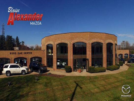 Blaise Alexander State College Pa >> Blaise Alexander Mazda Car Dealership In State College Pa