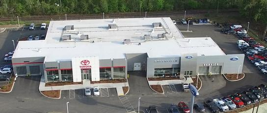 Toyota Of Greenfield >> Toyota Of Greenfield Car Dealership In Greenfield Ma 01301