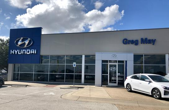 Greg May Hyundai >> Greg May Hyundai Car Dealership In Woodway Tx 76712 6849