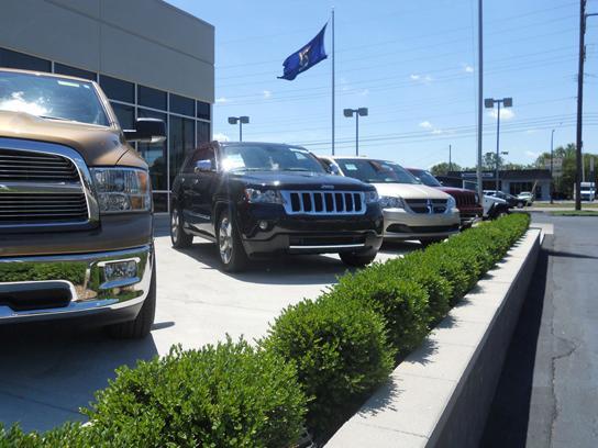 Dick Scott Chrysler Dodge Jeep Ram Car Dealership In