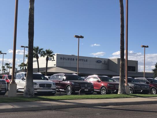 Holmes Tuttle Ford >> Holmes Tuttle Ford Car Dealership In Tucson Az 85705 6009