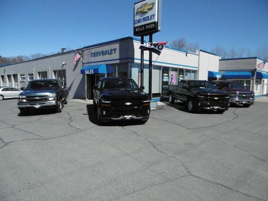 Wells River Chevrolet car dealership in Wells River, VT ...