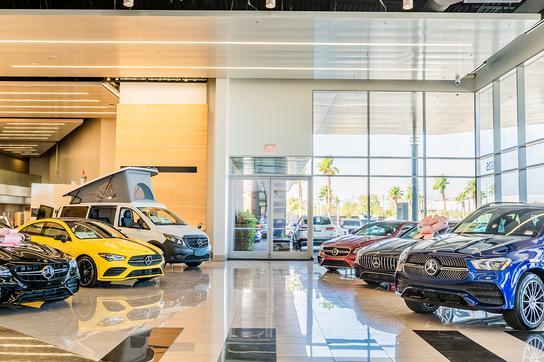 Mercedes-Benz of Henderson car dealership in Henderson, NV ...