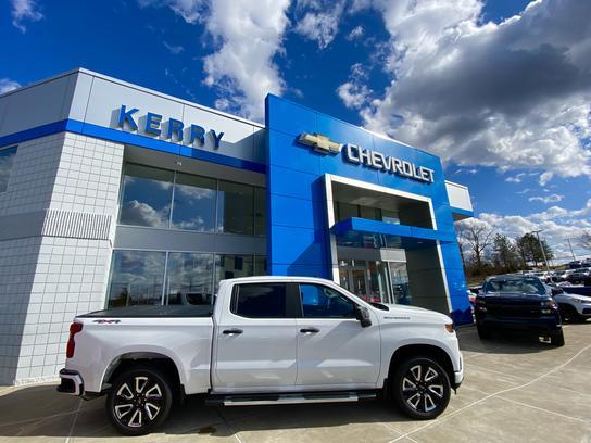 Kerry Chevrolet Car Dealership In Alexandria Ky 41001 Kelley Blue Book
