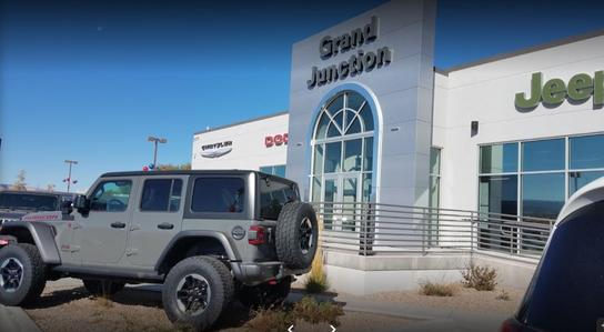 dodge dealership grand junction Grand Junction Chrysler Jeep Dodge car dealership in Grand