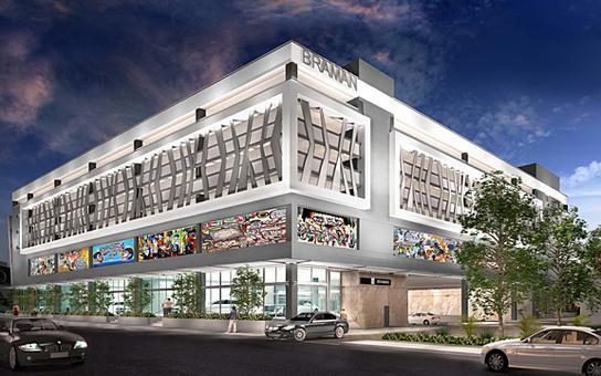 Braman Cadillac Miami car dealership in Miami, FL 33137 ...