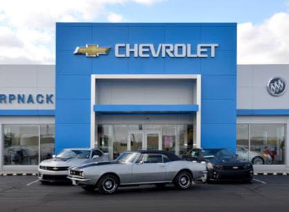 Sharpnack Chevrolet Buick Cadillac Car Dealership In Willard Oh 44890 Kelley Blue Book