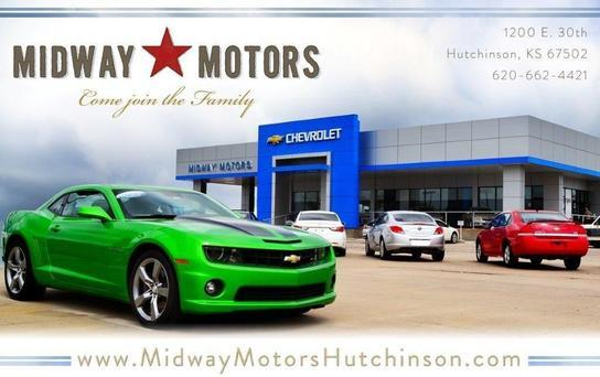 Midway Motors Hutchinson Car Dealership In Hutchinson Ks 67502