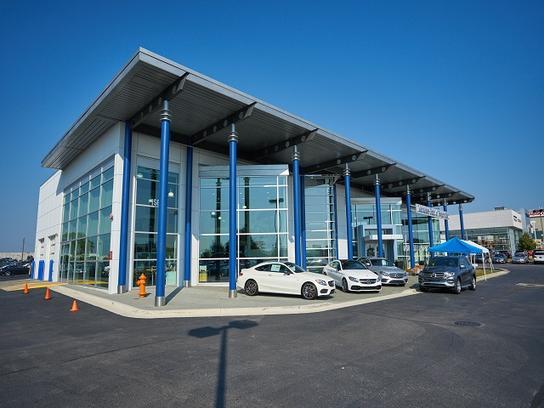 Mercedes-Benz of Naperville car dealership in Naperville ...