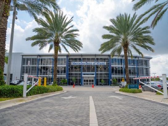 Mercedes-Benz of Miami car dealership in Miami, FL 33169 ...