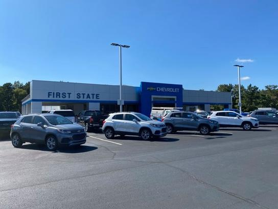 First State Chevrolet Inc Car Dealership In Georgetown De 19947 0747 Kelley Blue Book