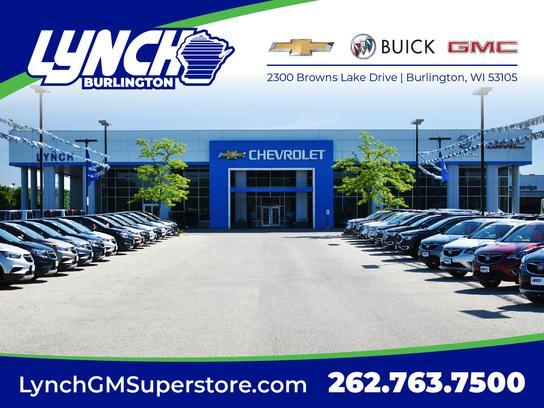 Lynch Chevrolet Buick Gmc Car Dealership In Burlington Wi 53105 Kelley Blue Book