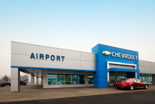 Airport Chevrolet Buick GMC Cadillac 1