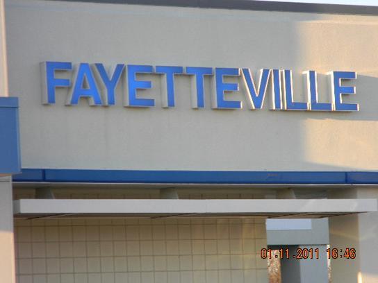 Fayetteville Auto Park   Chevrolet