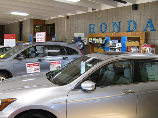 Luther St Cloud Honda 1