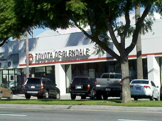 Toyota Scion of Glendale