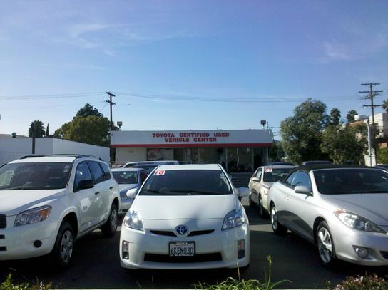 Toyota Scion of Glendale 1