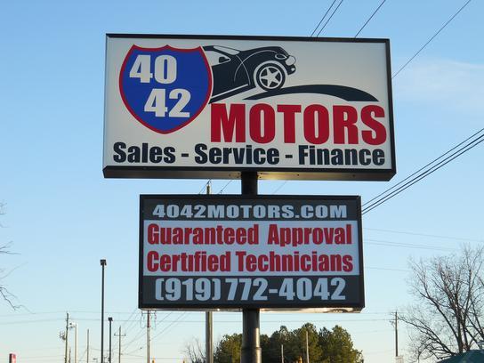 4042 Motors, LLC