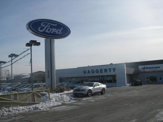 Haggerty Ford Inc car dealership in West Chicago IL 60185 - Kelley Blue Book & Haggerty Ford Inc car dealership in West Chicago IL 60185 ... markmcfarlin.com