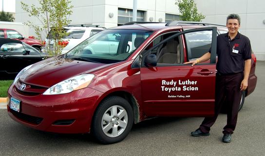 Rudy Luther Toyota Car Dealership In Golden Valley, MN 55426   Kelley Blue  Book