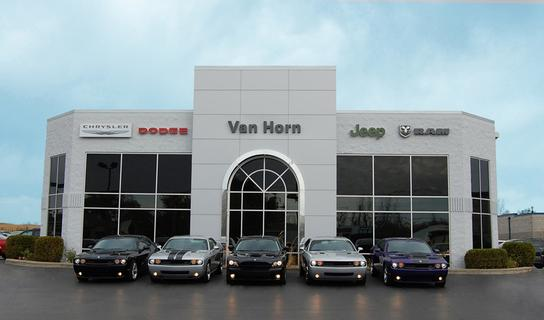 Van Horn Chrysler Dodge Jeep Ram Fiat of Plymouth 1
