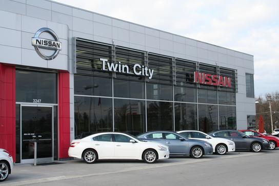 Twin City Nissan 1 ...