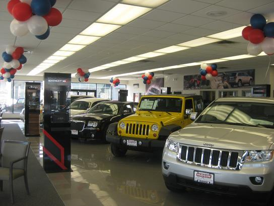 Hudson Chrysler Jeep Dodge car dealership in Jersey City ...