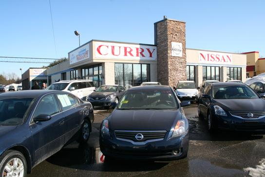 Curry Nissan of Chicopee 1