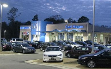 Carl Hogan Honda