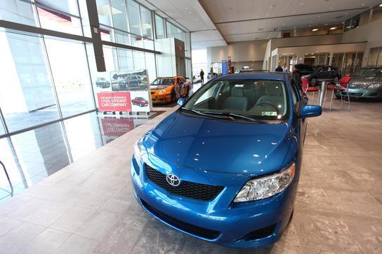 Bobby Rahal Toyota car dealership in Mechanicsburg, PA ...