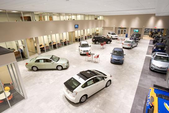 Bobby Rahal Toyota >> Bobby Rahal Toyota Car Dealership In Mechanicsburg Pa 17050