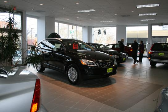 Jim Fisher Volvo car dealership in Portland, OR 97210-3520 ...