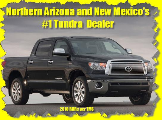 Hatch Toyota Car Dealership In Show Low AZ Kelley Blue Book - Show low car dealers