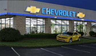 Lima Auto Mall Chevrolet Cadillac 1