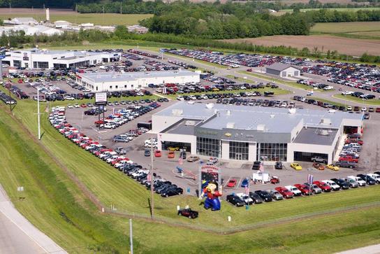 Mt Vernon Car Dealerships >> Expressway Chevrolet Gmc Buick Car Dealership In Mount