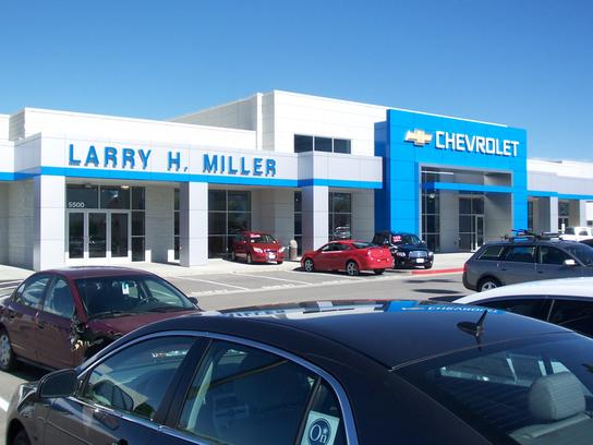 Larry H. Miller Chevrolet Murray 2