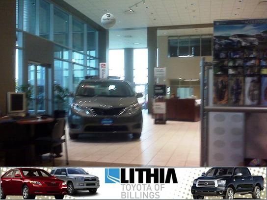 Lithia Toyota of Billings 2